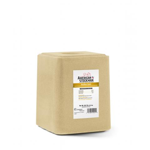 American Stockman® Sulfur Salt Bag